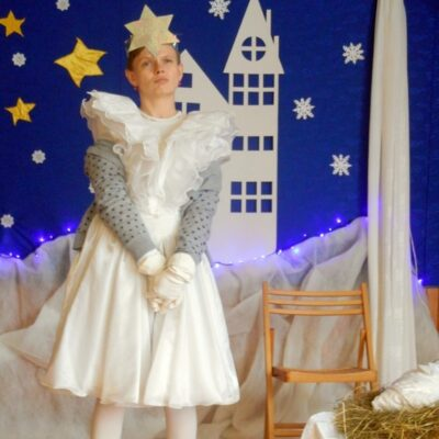 Świąteczna zaduma WTZ Bielanka Cetnarowska Urszula